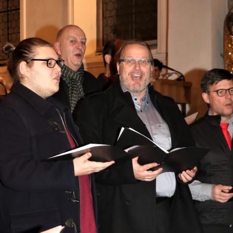 Gottesdienst Wittenbach - Jan 18